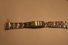 Bracelet Montre Ancien En ACIER INOX - Autres