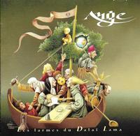 "CD  Ange  ""  Les Larmes Du Dalaï Lama  "" - Other - French Music"