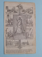 GODSVRUCHT > Mirakuleus Beeld Van O.L.Vrouw VIRGA-JESSE Kerk Paters Minderbroeders Te HASSELT ( Details - Zie Foto ) ! - Religion & Esotérisme