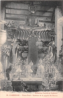 ¤¤  -  CAMBODGE   -   PHNOM-PENH   -  Intérieur De La Pagode Des Bonzes        -   ¤¤ - Cambodge