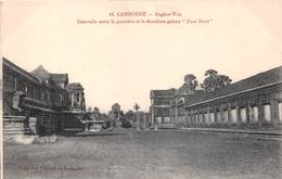 ¤¤  -  CAMBODGE   -   ANGKOR-VAT  -  Intervalle Entre La 1ere Et La 2eme Galerie      -   ¤¤ - Cambodia