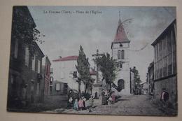 LE FRAYSSE.  Place De L'Eglise - France