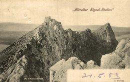 GIBRALTAR    SIGNAL STATION - Gibraltar