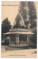 13 Exposition Coloniale 1922. Pavillon Du Chocolat Guérin Boutron (3530) - Expositions Coloniales 1906 - 1922