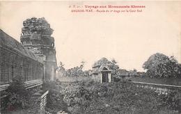 ¤¤  -  CAMBODGE   -   ANGKOR-VAT  -  Façade Du 2e étage Sur La Cour Sud  -  Voyage Aux Monuments Khmers - Cambodge