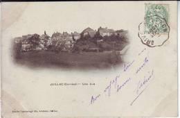 JUILLAC Correze UNE VUE , Carte Postale 1900 Dos Non Divise - Juillac