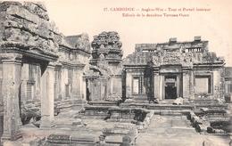 ¤¤  -  CAMBODGE   -   ANGKOR-VAT  -  Tour Et Portail  -  Edicule De La 2e Terrasse Ouest - Cambodge