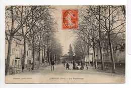 - CPA CONDOM (32) - Les Promenades 1915 (avec Personnages) - Photo-Edition Fénestra - - Condom