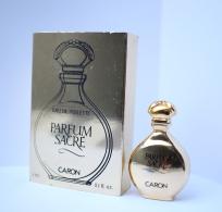Caron Parfum Sacré - Modern Miniatures (from 1961)
