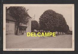 DD / 21 CÔTE D' OR / GILLY-LES-VOUGEOT / LA GRANDE PLACE ET LE CAFÉ DE LA PLACE - Frankreich