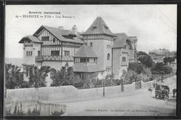 CPA 64 - Biarritz, Villa Lou Bascou - Biarritz