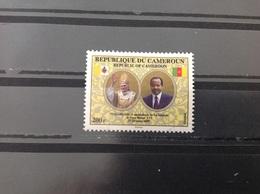 Kameroen / Cameroun - Bezoek Paus (200) 2009 - Kameroen (1960-...)