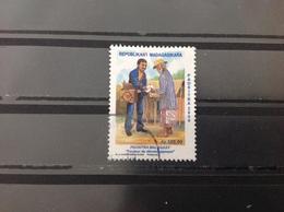 Madagaskar - Postbode (100) 2008 - Madagaskar (1960-...)