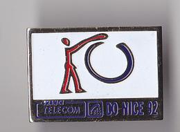 PIN'S THEMEFRANCE TELECOM  DO NICE 92 - France Telecom