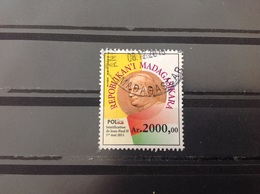 Madagaskar - Paus Johannes Paulus II (2000) 2014 High Value - Madagaskar (1960-...)