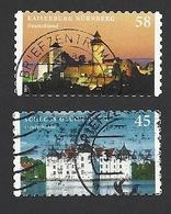 Deutschland, 2013, Mi.-Nr. 2978 + 3016, Gestempelt - BRD
