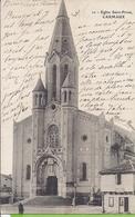 -- 81 --   CARMAUX --   EGLISE SAINT PRIVAT -- 1902 - Carmaux