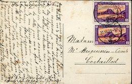 34788 Switzerland, Card Circuled 1929 Pro Juventute  1929 - Pro Juventute