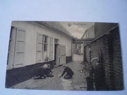 Pittem - Pitthem // Oud Pitthem (speelende Kinderen) Gelopen 1918 Feldpost !!!! - Pittem