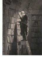 Der Bücherwurm - Karl Spitzweg (1808-1885) ( Carte 15 X 10 Cm ) - Altri