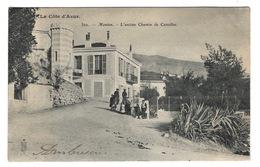 06 ALPES MARITIMES - MENTON L'ancien Chemin De Castellar (voir Descriptif) - Menton