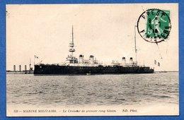 Le Croiseur De Premier Rang  -  Gloire - Guerre