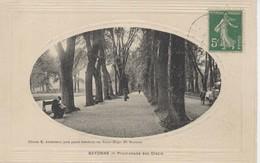 BAYONNE - Promenade Des Glacis - Edition Audoubert  Rue V. Hugo - écrite - Tbe - Bayonne