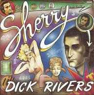 "Dick Rivers  ""  Sherry  "" - Vinyl Records"