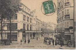 BAYONNE - La Rue Thiers - ND 135 - écrite 1910 - Tbe - Bayonne