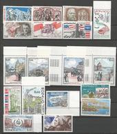 MONACO : Petit Lot De Timbres Neufs** De 1986 - Briefmarken