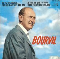 """Bourvil  """"  De Fil En Aiguille  """" - Vinyl Records"""