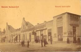 Hongrie  Udvozlet Szekszardrol Kaszino Bazar Epulet - Hungary