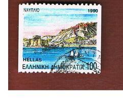 GRECIA (GREECE) - SG 1860B -  1990 PREFECTURE CAPITALS  - USED ° - Grecia