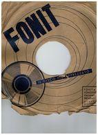 FONIT 78  ALBERTO SEMPRINI LA FANTASIA RITMICA N. 62 CHAPLIN STONE 14900 - 78 G - Dischi Per Fonografi