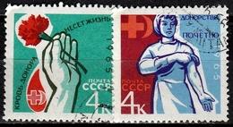 UdSSR  Mi.Nr. 3015-3016  Gestempelt (4166) - 1923-1991 USSR