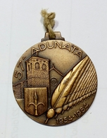 MEDAGLIA - ADUNATA NAZIONALE ALPINI - 57^  - TRIESTE ( 1984 ) - Italia