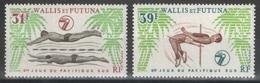 Wallis-et-Futuna - YT 243-244 ** - 1979 - Sport - Wallis-Et-Futuna