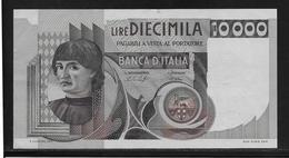Italie - 10000 Lire - Pick N°106a - SUP - 10000 Liras