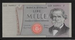 Italie - 1000 Lire - Pick N°101 - NEUF - [ 2] 1946-… : Républic
