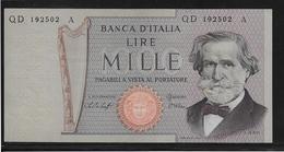 Italie - 1000 Lire - Pick N°101 - SUP - [ 2] 1946-… : Républic