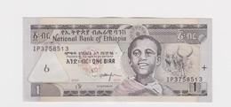 1 Birr 2008 Etat Neuf - Ethiopie
