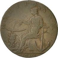 Monnaie, Grande-Bretagne, Hampshire, Halfpenny Token, 1794, Emsworth, TB - Monnaies Régionales