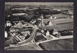 CPSM 29 - TREFFIAGAT - Vue Générale - L'Eglise - Très Jolie Vue D'ensemble Avec Détails Maisons Petit Village - Autres Communes