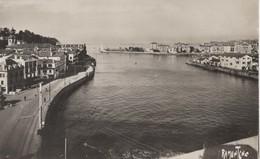 CIBOURE - St Jean De Luz - Quai De Ciboure - Bergevin 23863 - Petite Carte, écrite 1947 - Tbe - Ciboure