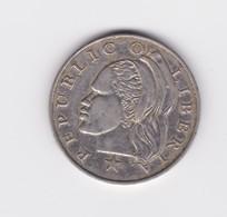 50 Cents Libéria 2000  TTB - Liberia