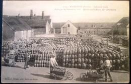 72  MALICORNE  Fabrique De Poteries  Usine Du SABLON  Gustave DUBOIS - Malícorne Sur Sarthe