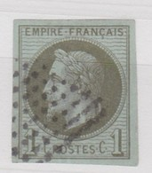FRANCE  COLONIES EMISSIONS GENERALES YT N° 7 - Napoléon III