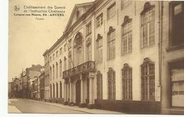 Etablissement Des Dames De L'instruction Chrétienne Facade  (9542) - Antwerpen