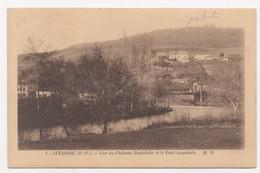 ITXASSOU - Vue Du Château Soubeleta Et Le Pont Suspendu -  MD 1 - écrite - Tbe - Itxassou