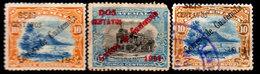 Guatemala-0062 - Emissione 1911 (sgo) Used - - Guatemala